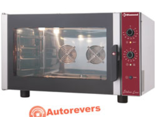 HOT AIR (CONVECTION) OVEN ELECT.4x600x400mm